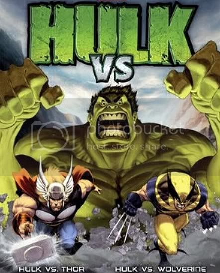 Em Foco: Hulk Vs.