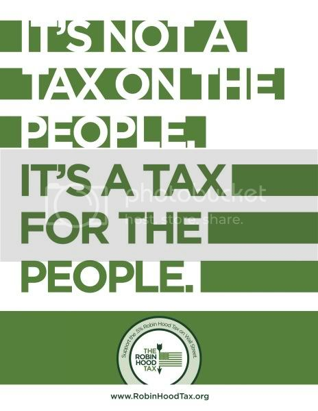 It's not a tax on the people