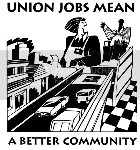 Union Jobs by Carol Simpson